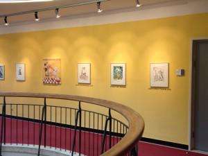 Crumb-Ausstellung im Amerika-Haus