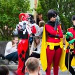 Die Bat-Helden/Schurken ohne ihre Meister