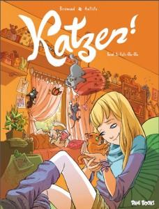 Katzen-Cover
