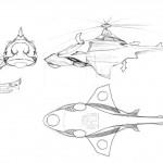 Helikopter_Sketch