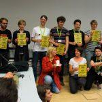 Alle Preisträger der ICOM- und Lebensfenster-Verleihung