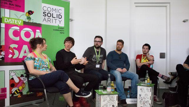 Comicsalon Erlangen 4/5