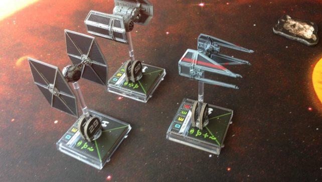 X-Wing: Ein Brettspiel das ausprobieren du sollst
